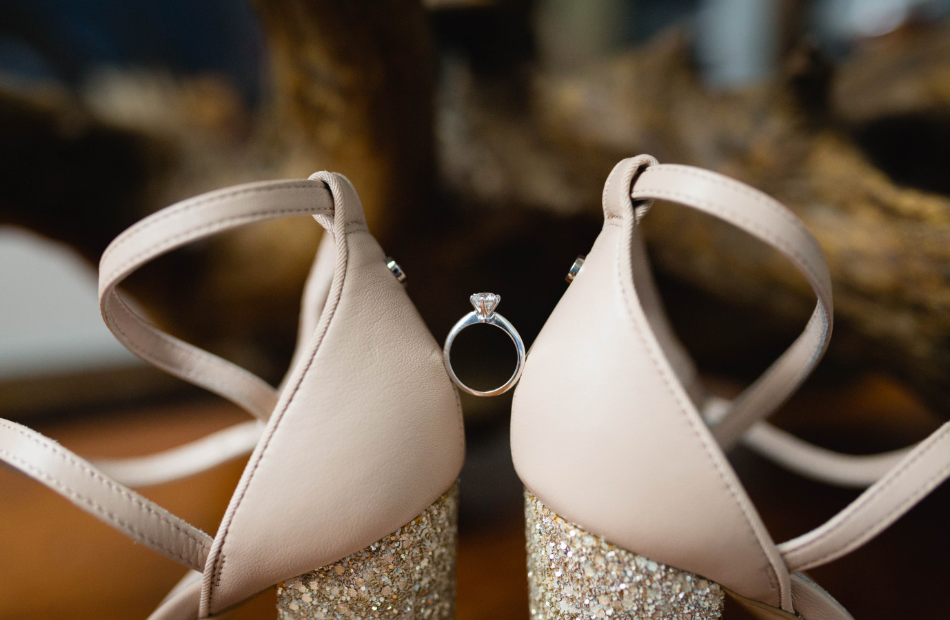 Shoes Ring close up