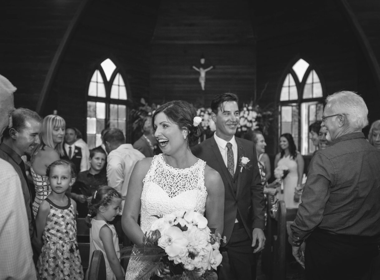 happy-newlyweds-bw